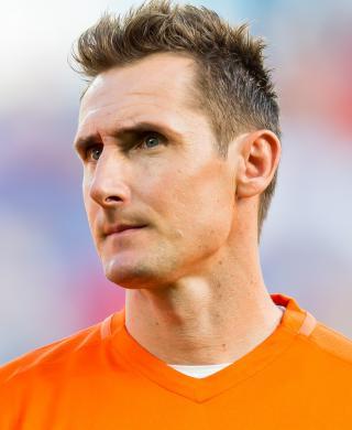 Miroslav Klose.