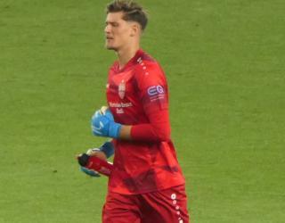 Gregor Kobel.