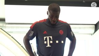 Dayot Upamecano has joined Bayern from RB Leipzig.