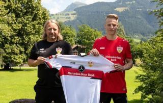 Chris Führich (right).