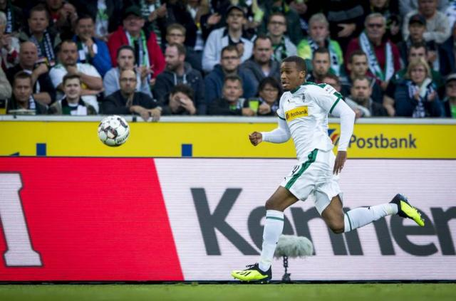 Alassane Pléa has made a strong start to life at Gladbach.
