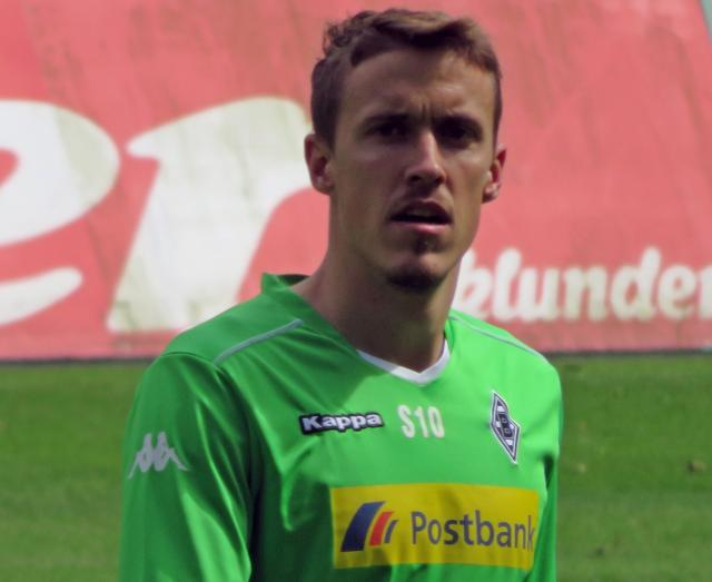 Max Kruse played for Gladbach from 2013 to 2015.