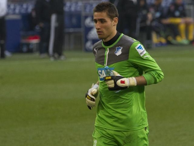 Koen Casteels joined Wolfsburg from Hoffenheim in 2015.