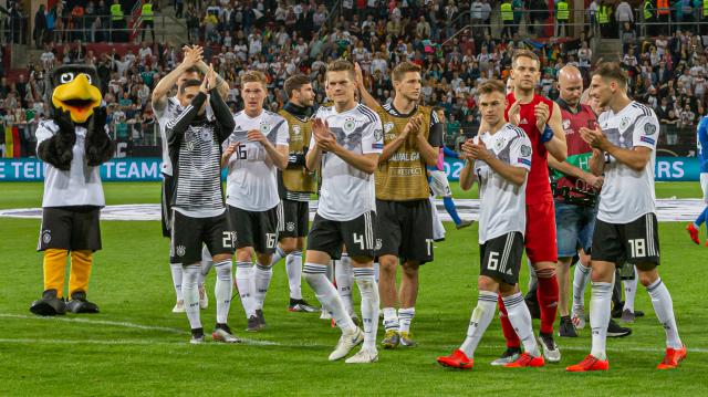Uefa Nations League Germany To Face Switzerland Spain And Ukraine