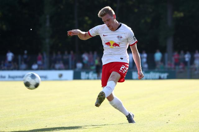 Sky: Marcel Halstenberg 'more than unlikely' to stay at RB Leipzig