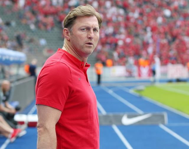 Hasenhuttl Backs Rb Leipzig To Finish In The Top Four
