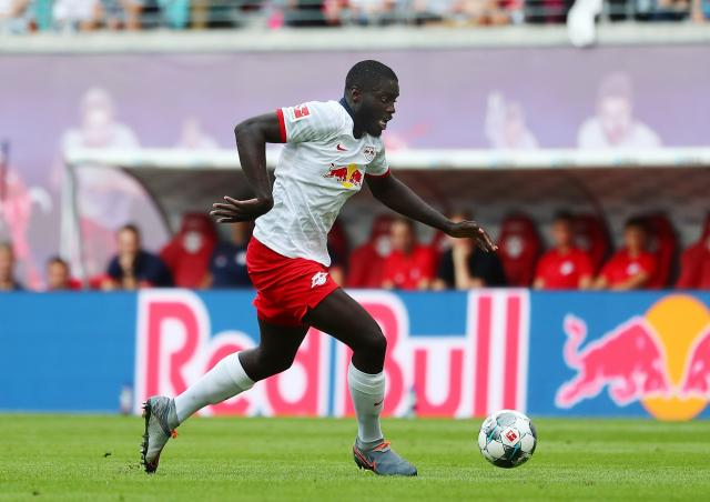 Dayot Upamecano To Leave Rb Leipzig At The End Of The Season