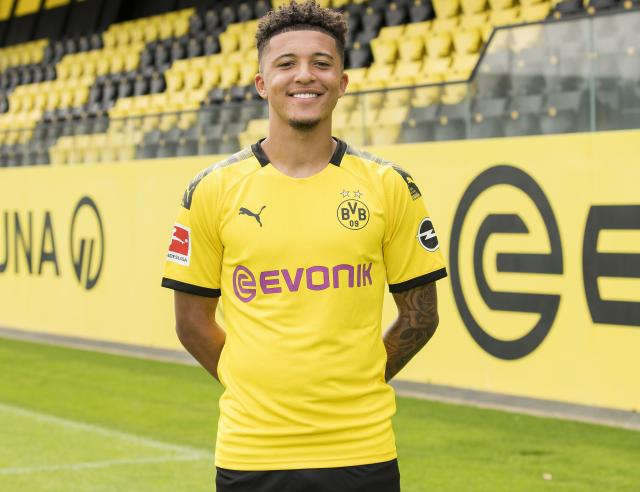 Hakimi double fires Dortmund to victory over Slavia