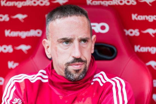 Frank Ribéry.
