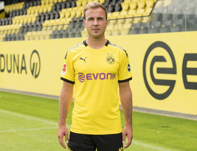 size 40 5e0c5 bb7a5 Mario Götze increasingly unlikely to sign new Dortmund deal?