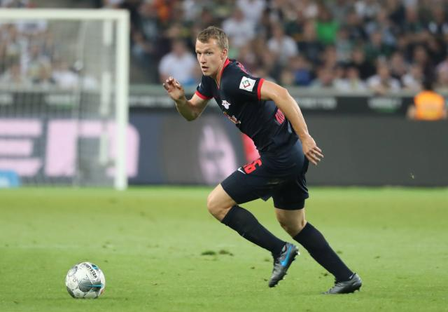 RB Leipzig are in talks with Lukas Klostermann over a new deal