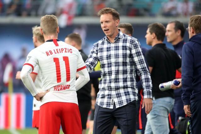 Julian Nagelsmann outlines strategy to keep hold of Timo Werner