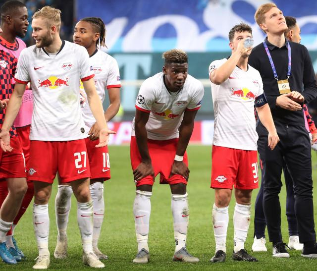 Report: RB Leipzig trio wanted to leave the club in the summer