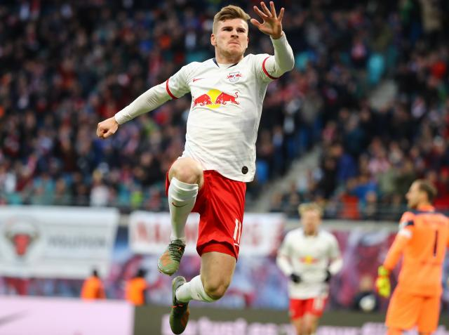 When are Chelsea set to announce the signing of Timo Werner?
