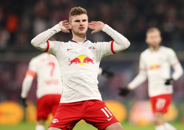 Timo Werner: 'I think I have the potential to play for a big team'