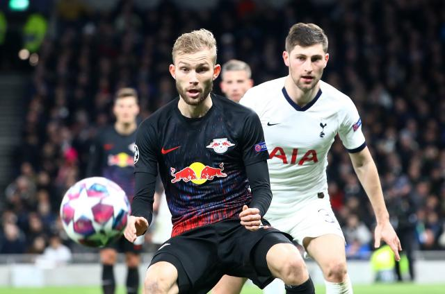 Champions League Quarter Final Draw Rb Leipzig To Take On Atletico Bayern Could Face Barcelona Or Napoli