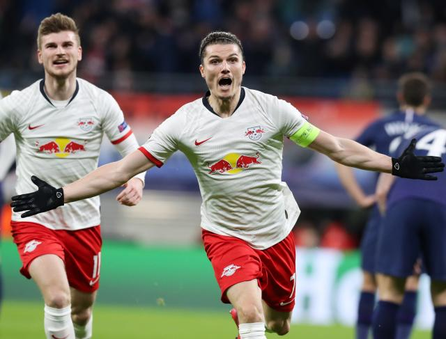 Marcel Sabitzer Made New Rb Leipzig Captain