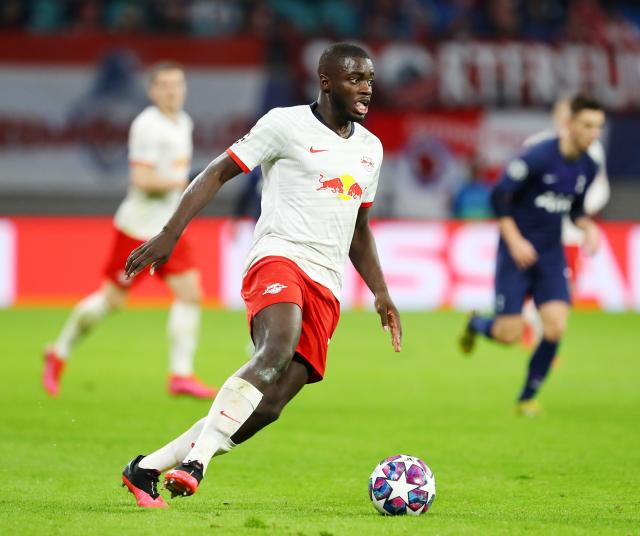 RB Leipzig boss Markus Krösche hopeful that Dayot Upamecano will stay after  all