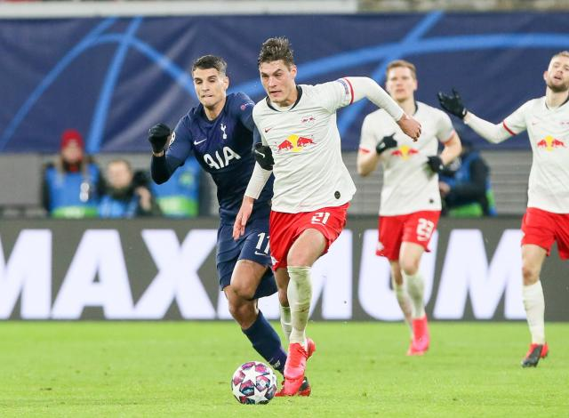 Report Rb Leipzig Want To Extend The Loans Of Angelino And Patrik Schick