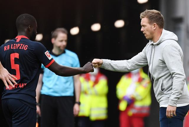 Rb Leipzig Want To Hold On To Dayot Upamecano And Julian Nagelsmann