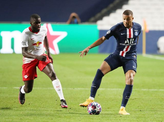 Dayot Upamecano Handed First France Call Up