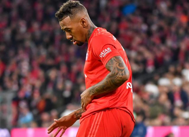 Jerome Boateng Won't Be Offered A New Deal By Bayern Munich
