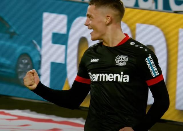 Florian Wirtz.