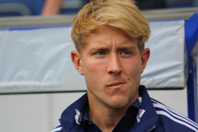 Lewis Holtby.