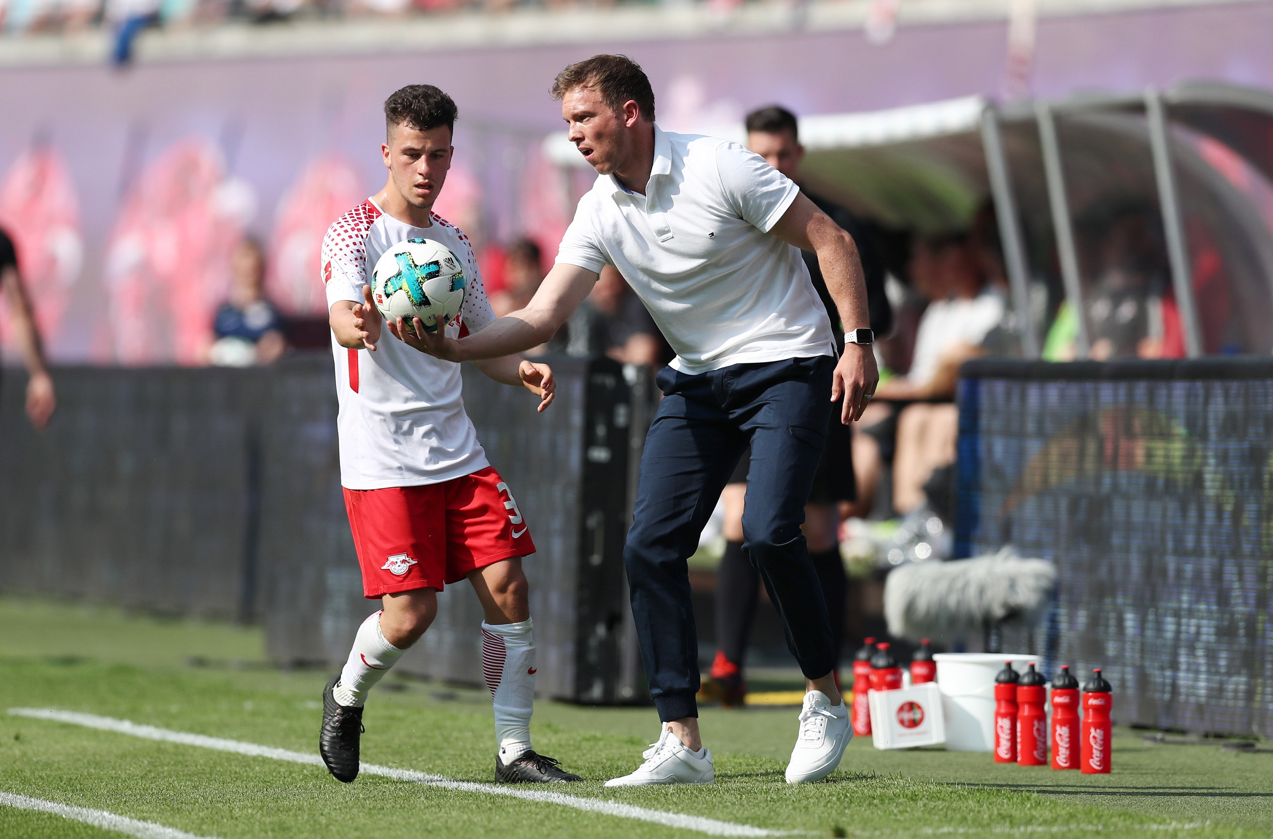 Diego Demme: I considered leaving RB Leipzig