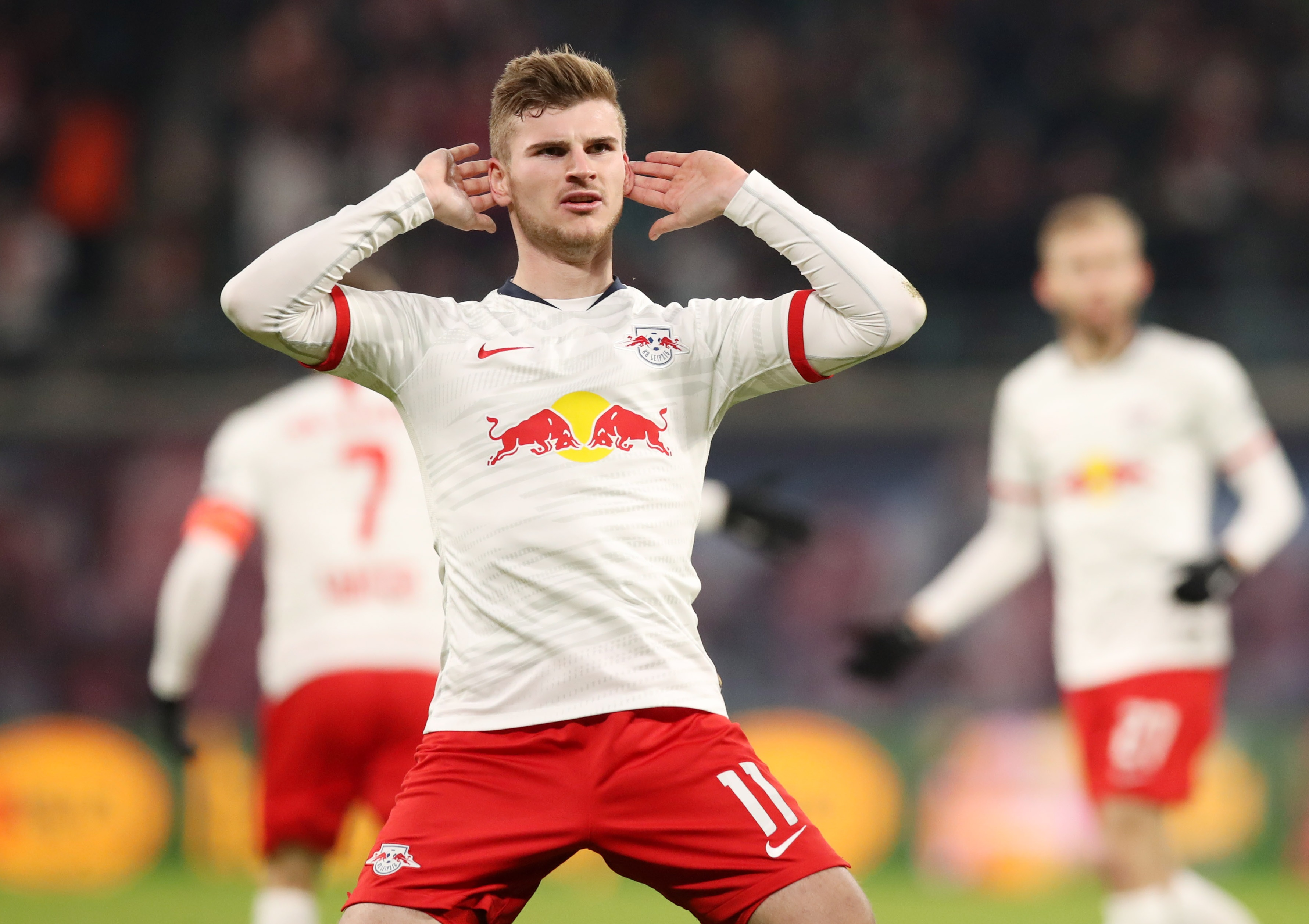 Timo Werner I Think I Have The Potential To Play For A Big Team