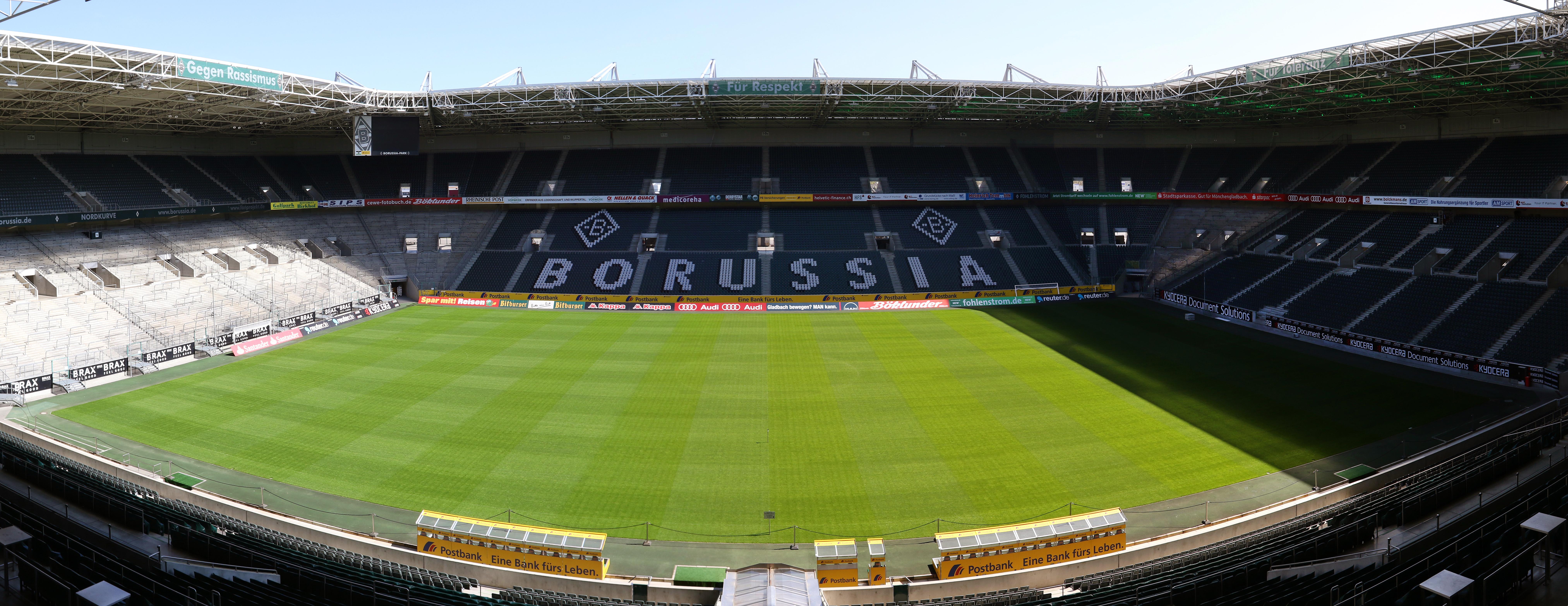 Gladbach Strive For 18 000 Live Fans To Open 2021 22 Bundesliga Mainz Also Announce Concept