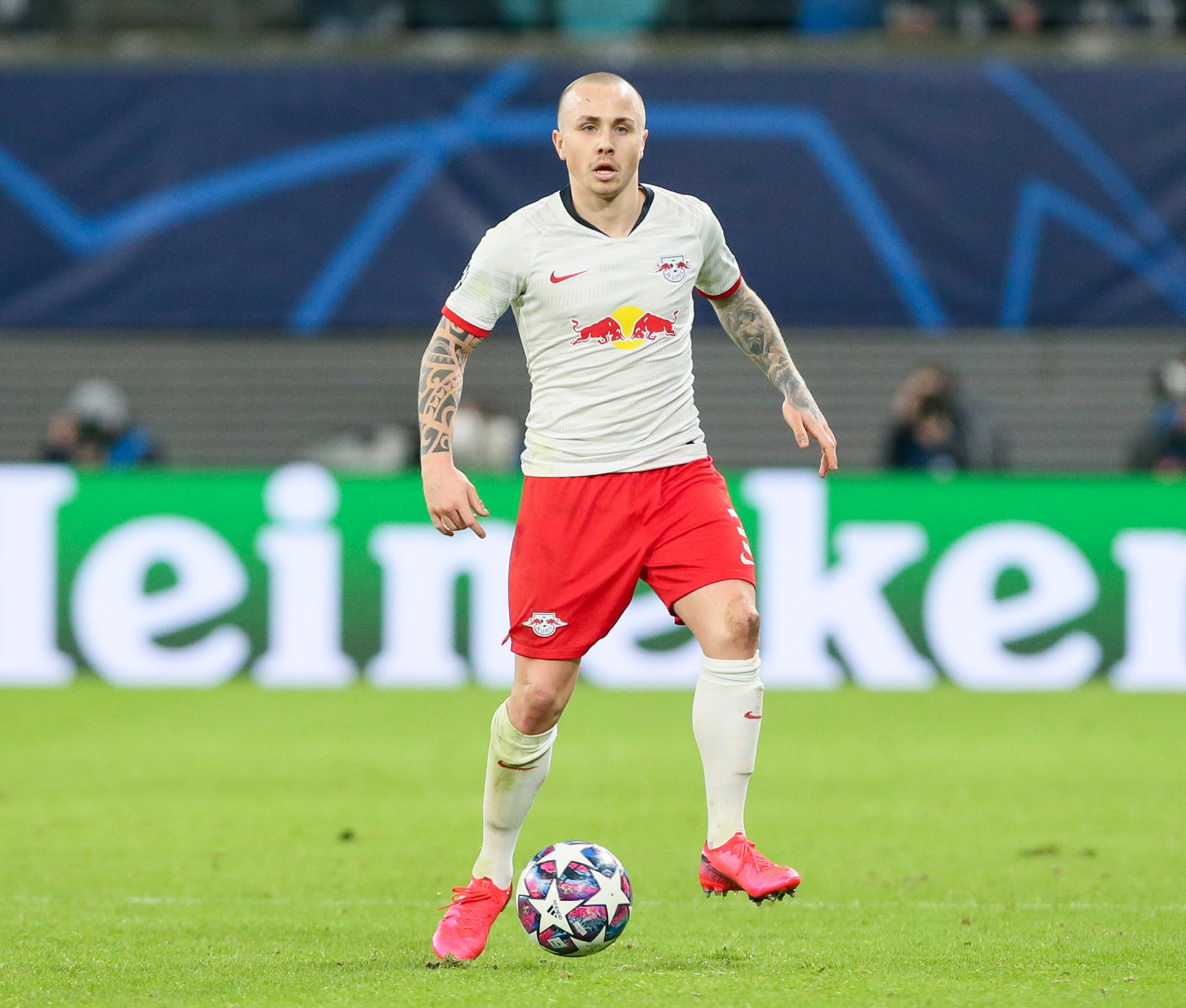 Rb Leipzig Boss Provides Update On Schick Angelino And Ampadu