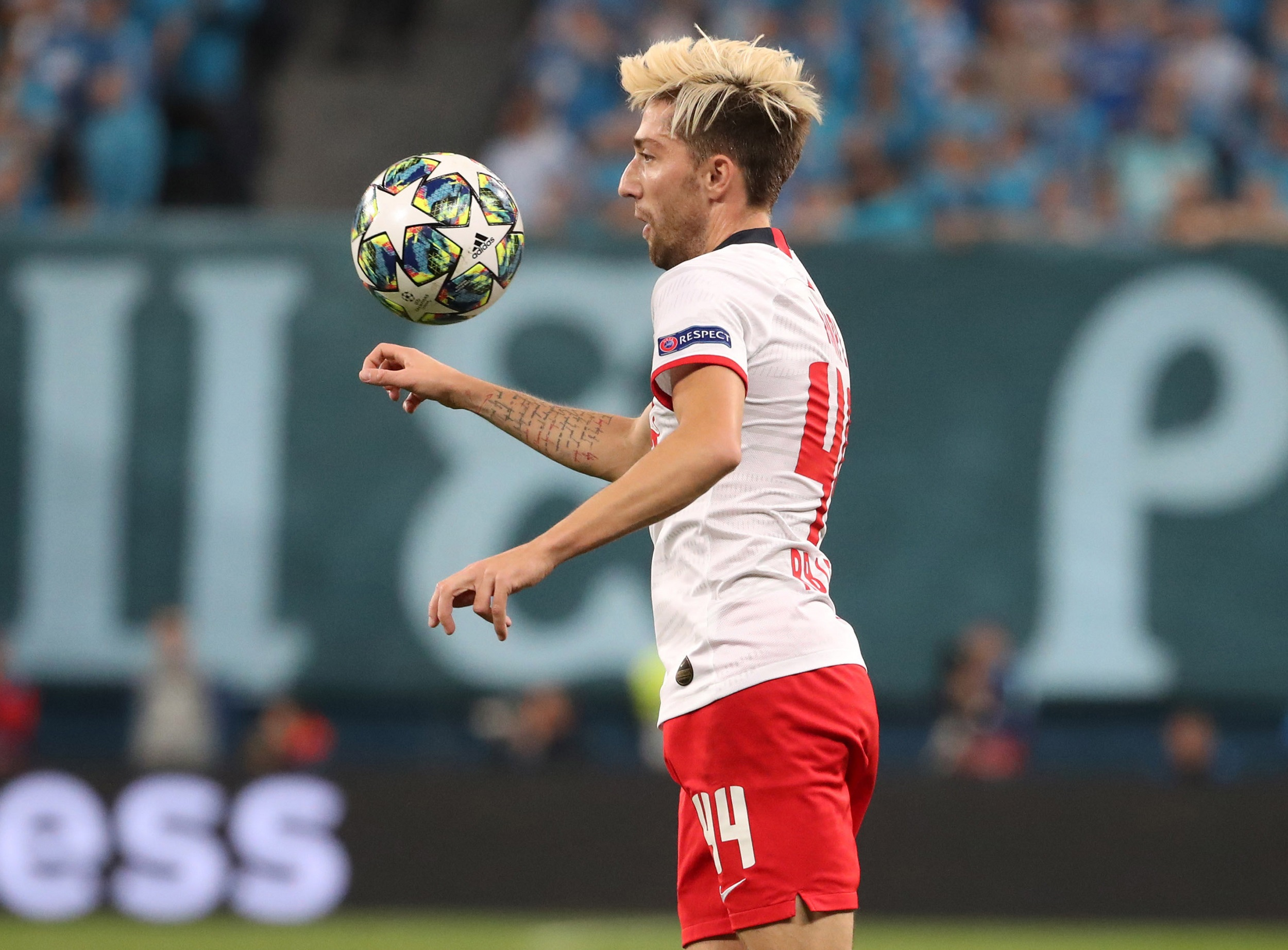 Kevin Kampl Expected To Sign New Rb Leipzig Deal In The Near Future