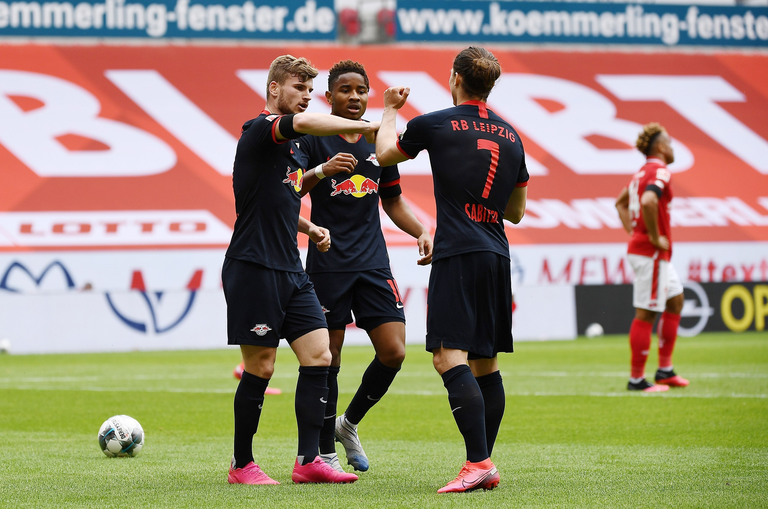 Rb Leipzig Beat Fsv Mainz 05