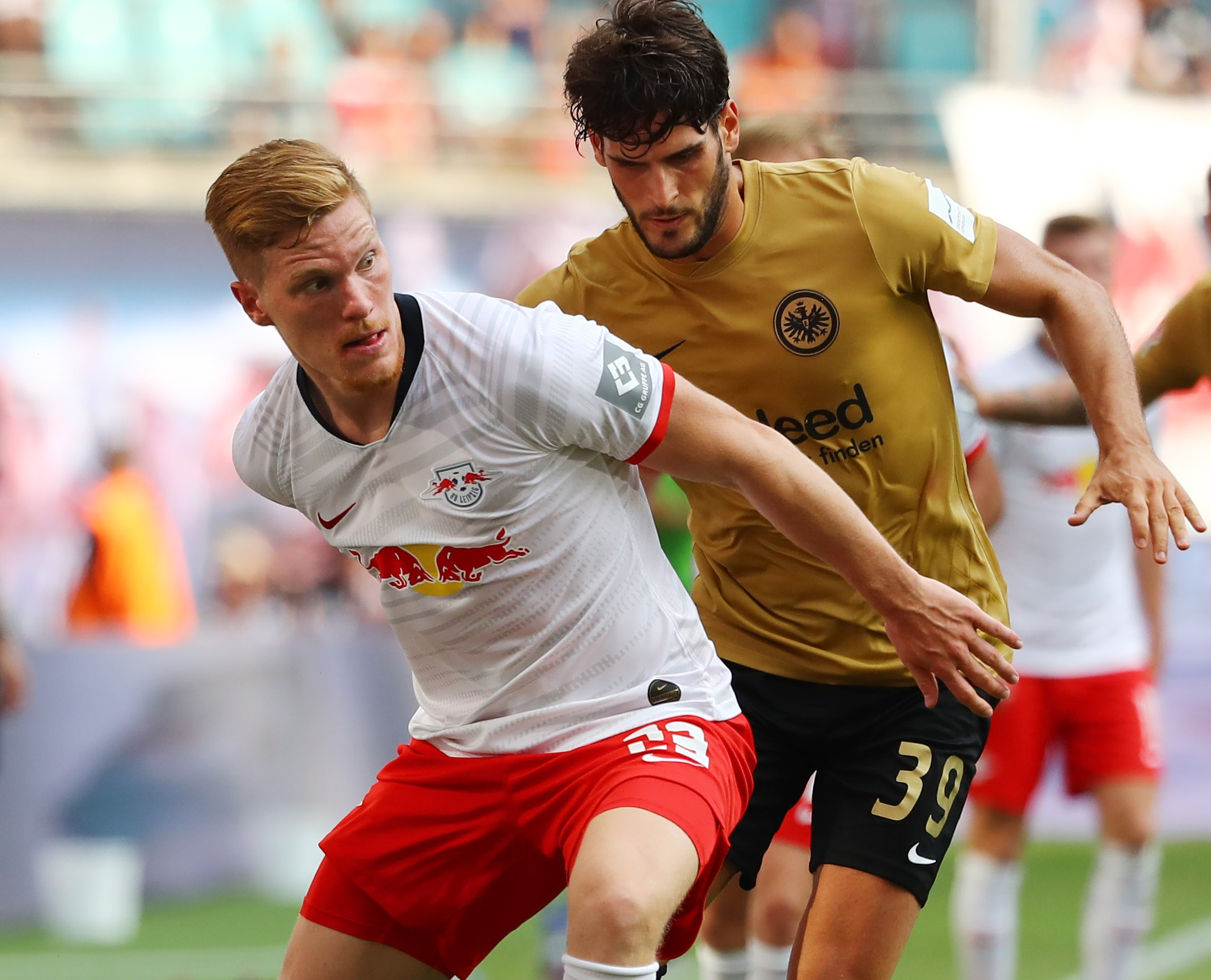 Marcel Halstenberg ruled out of RB Leipzig's clash with Hertha
