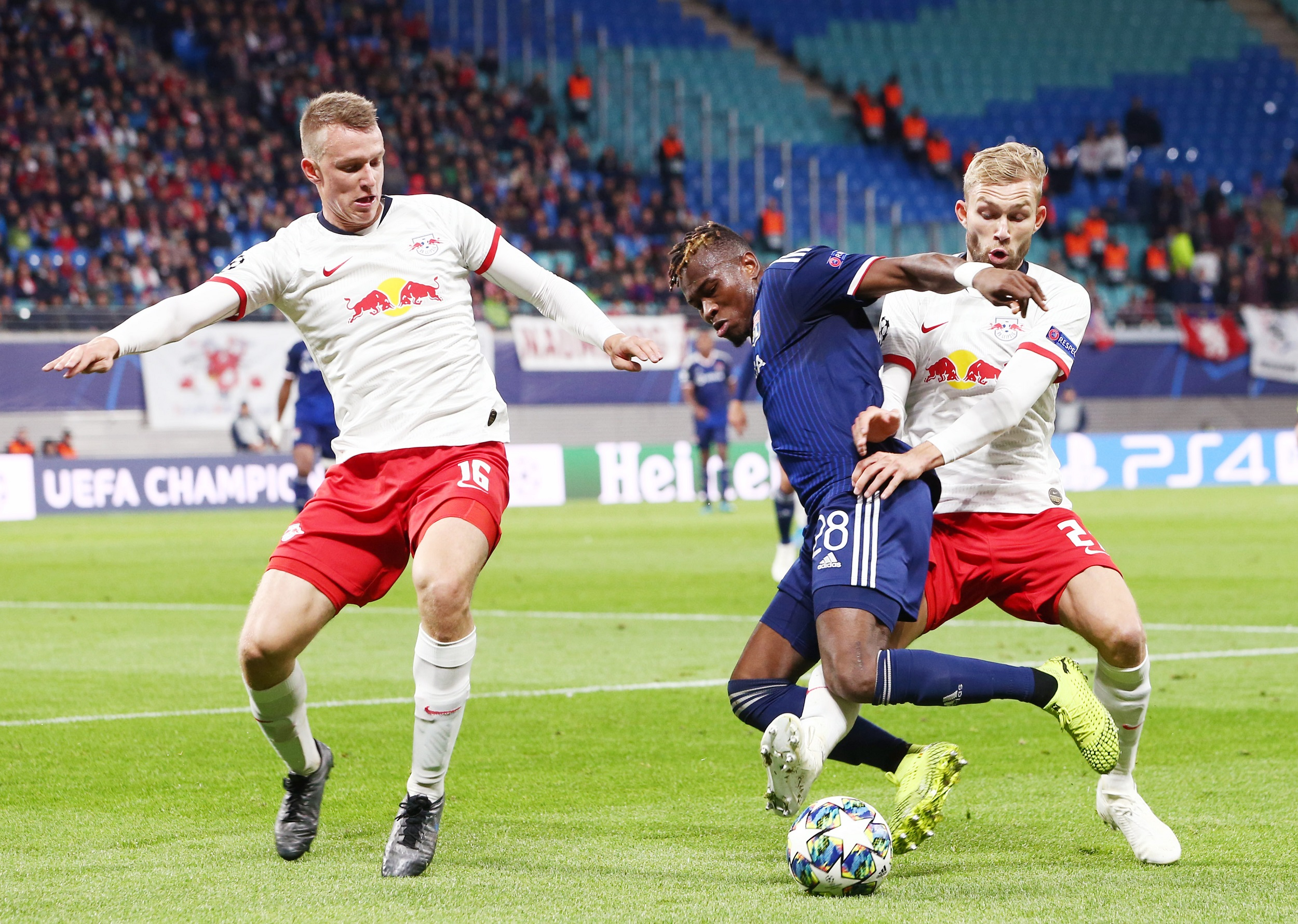 Konrad Laimer and Lukas Klostermann ruled out until 2021
